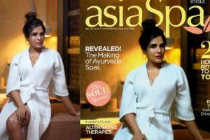 Richa Chadha slays in magazine cover shoot