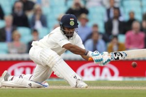 Rishabh is fine batsman but needs to do better job with gloves: MSK Prasad