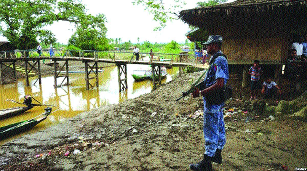 Rakhine state, Rohingyas, Myanmar, ethnic cleansing, Special Economic Zone,China-Myanmar friendship,Aung San Suu Kyi,Human Rights, land grabbing