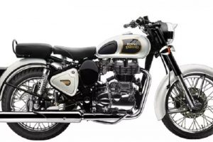Rear disc now standard on Royal Enfield Classic 350