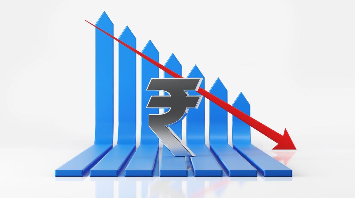 Imf Estimates Real Indian Rupee Depreciation At 6 7
