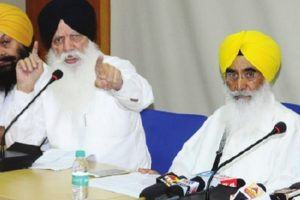 Akali Dal holds statewide protests against Congress 'conspiracy'