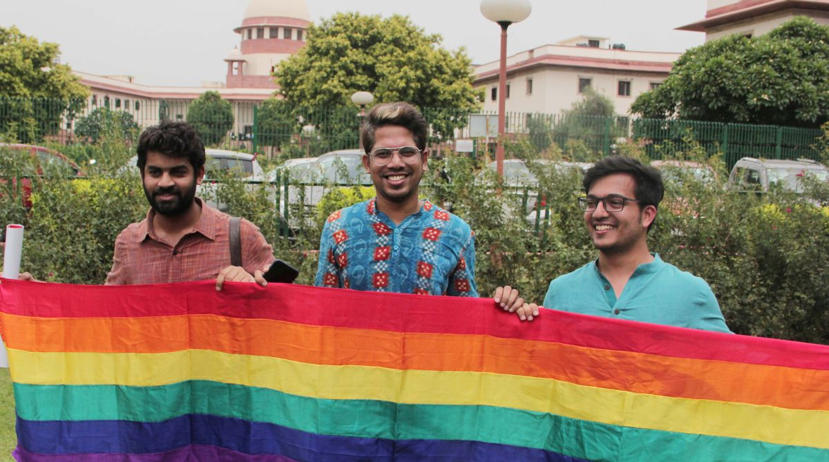 LGBTIQ pride: Tears of joy welcome homosexuality verdict