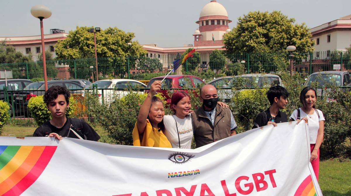 Homosexuality, Section 477, Supreme Court