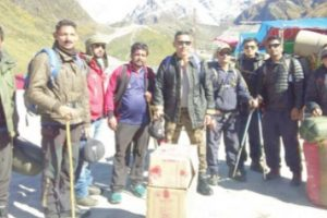 Missing trekkers: Rescue ops launched