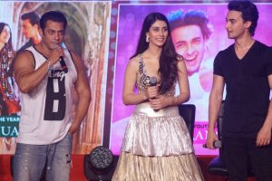 I told Aayush and Warina that even your flop film should earn Rs 160 crore: Salman Khan