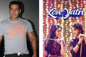 Case filed against Salman Khan, 'LoveYatri' cast in Bihar