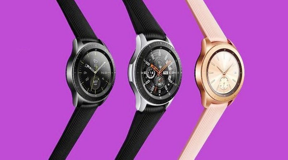 Samsung's new Galaxy Watch with analog watch ticks, hourly chime launched in India