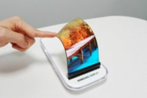 Will Samsung unveil world's first foldable smartphone in November?