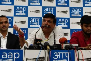 Rafale row: AAP MP Sanjay Singh sends legal notice to Defence Minister Nirmala Sitharaman