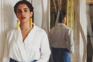 Sanya Malhotra wants to take sabbatical to learn tap dance