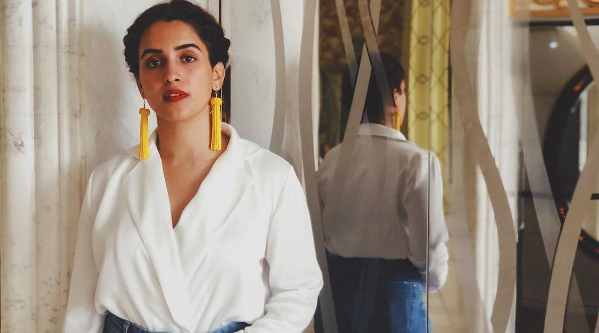 Sanya Malhotra emerges as a fashion icon
