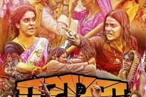 Dangal girl Sanya Malhotra returns with Pataakha
