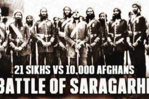 Capt pays tributes to heroes of Saragarhi