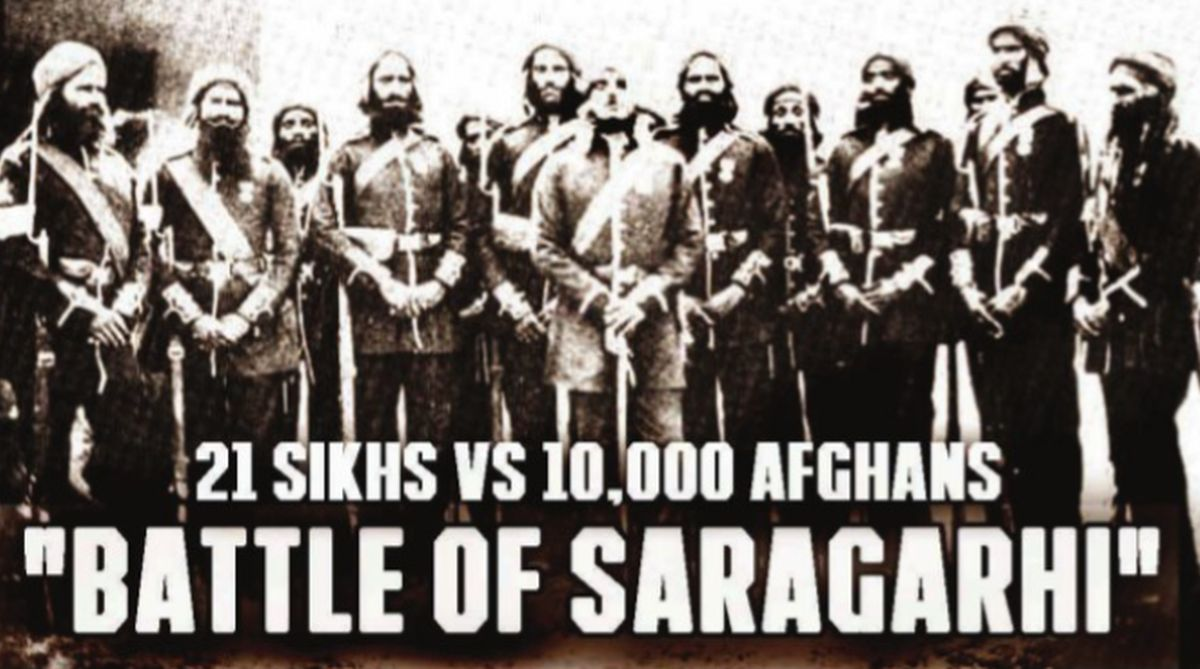 Amarinder Singh, Saragarhi Battle, Indian Army, Tirah Campaign, Havildar Ishar Singh, Sikh community