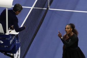 WTA chief backs Serena as row grows over US Open 'sexism'