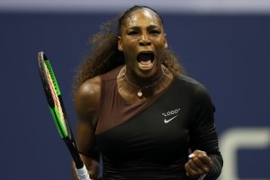 Serena in charge as Djokovic races past Tsonga at Open