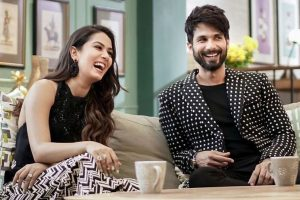 We feel complete: Shahid Kapoor and Mira Rajput after Zain's birth