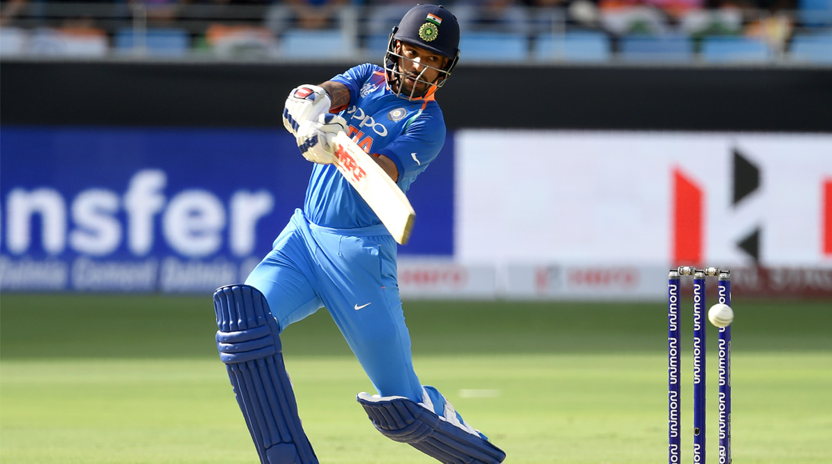 Shikhar Dhawan, India Cricket, India vs Hong Kong, India vs England, Asia Cup, Asia Cup 2018