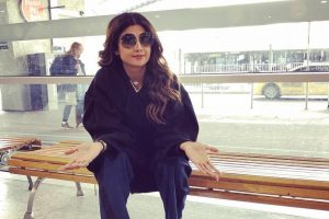 Shilpa Shetty faces racism due to 'brown skin' at Sydney airport