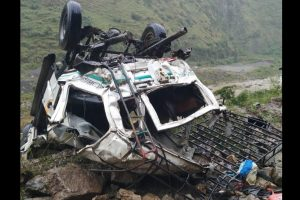 13 dead in Shimla accident as vehicle rolls down gorge