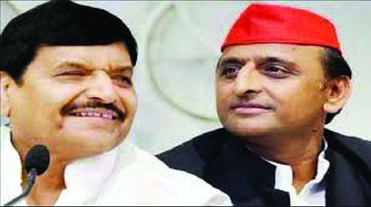 Samajwadi Party, Shivpal Singh Yadav,Akhilesh Yadav,Mulayam Singh Yadav, Samajwadi Secular Morcha