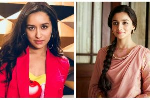 Shraddha Kapoor surpasses Alia Bhatt on Instagram