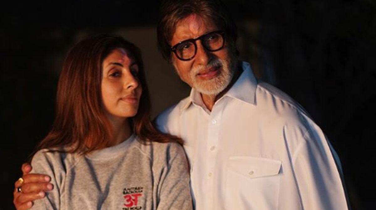 Shweta Bachchan, October 10, Amitabh Bachchan