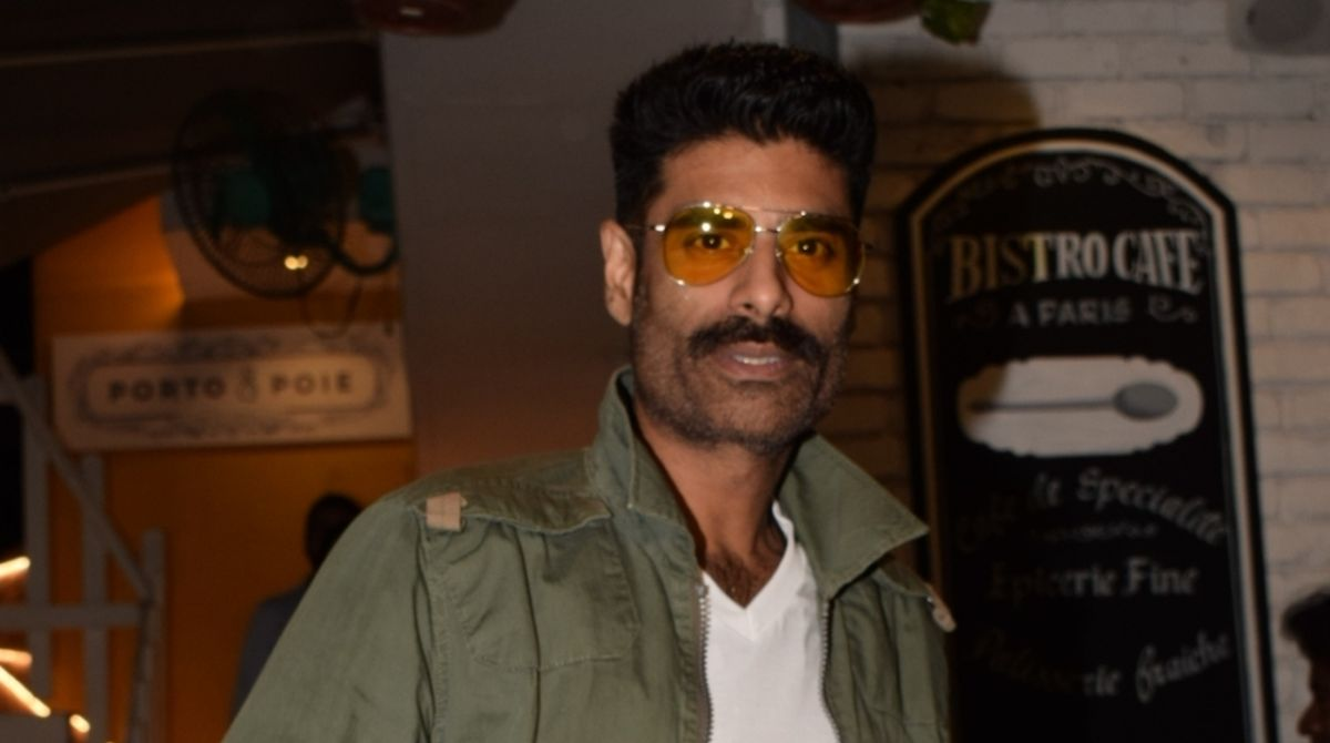 Sikandar's happy to get a chance to try different things