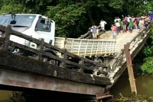 Another bridge collapses in West Bengal
