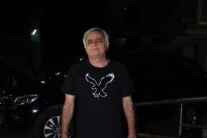 Director owns the failure, actors own the success: Hansal Mehta