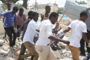 Six killed in Mogadishu car bomb attack
