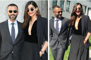 Sonam Kapoor- Anand Ahuja steal the spotlight at Milan fashion week