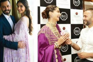 Anand Ahuja proposed Sonam Kapoor without a ring?