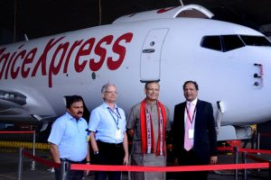 SpiceJet unveils first freighter aircraft, launches dedicated cargo service