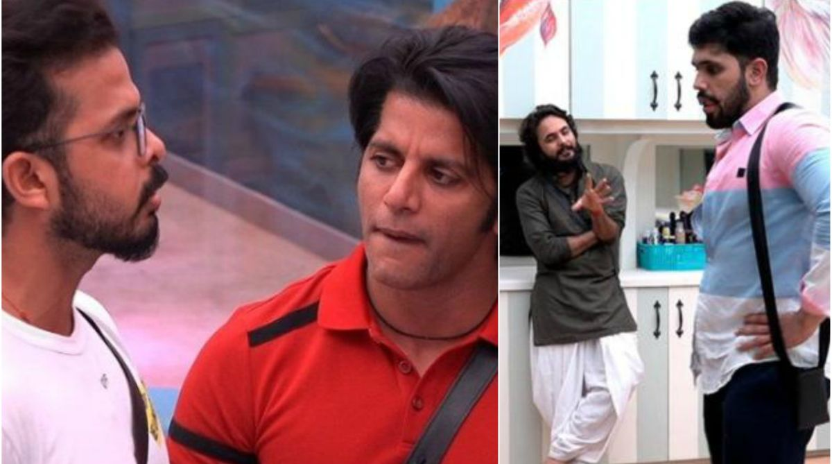 Sreesanth, Shivashish in Bigg Boss 12