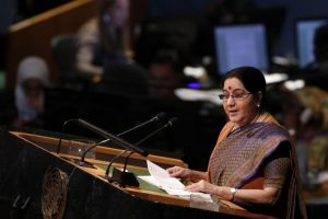 Sushma Swaraj to have jam-packed schedule at UNGA; 30 bilateral meets on card