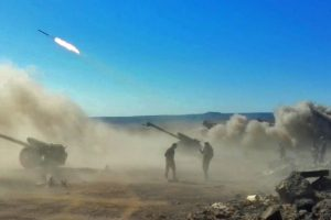Russian warplanes hit positions of Nusra Front in Syria
