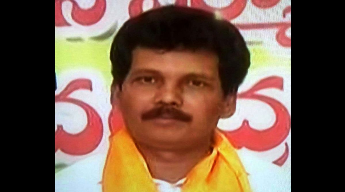 TDP MLA K. Sarveswara Rao