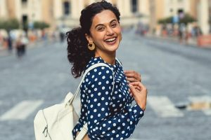 Taapsee Pannu receives anonymous note from fan