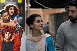 Manmarziyaan celeb review: B-towners laud Taapsee Pannu, Vicky Kaushal and Abhishek Bachchan starrer