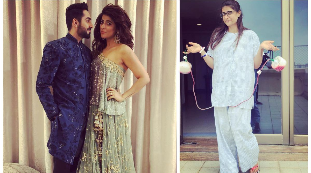 Filmmaker Tahira Kashyap, Ayushmann Khurrana's wife, diagnosed with breast cancer
