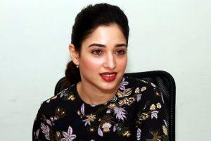 Tamannaah Bhatia to play leading lady in Sundar C's next