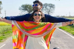 Tere Liye – Namaste England | Arjun Kapoor | Parineeti Chopra | Atif Aslam