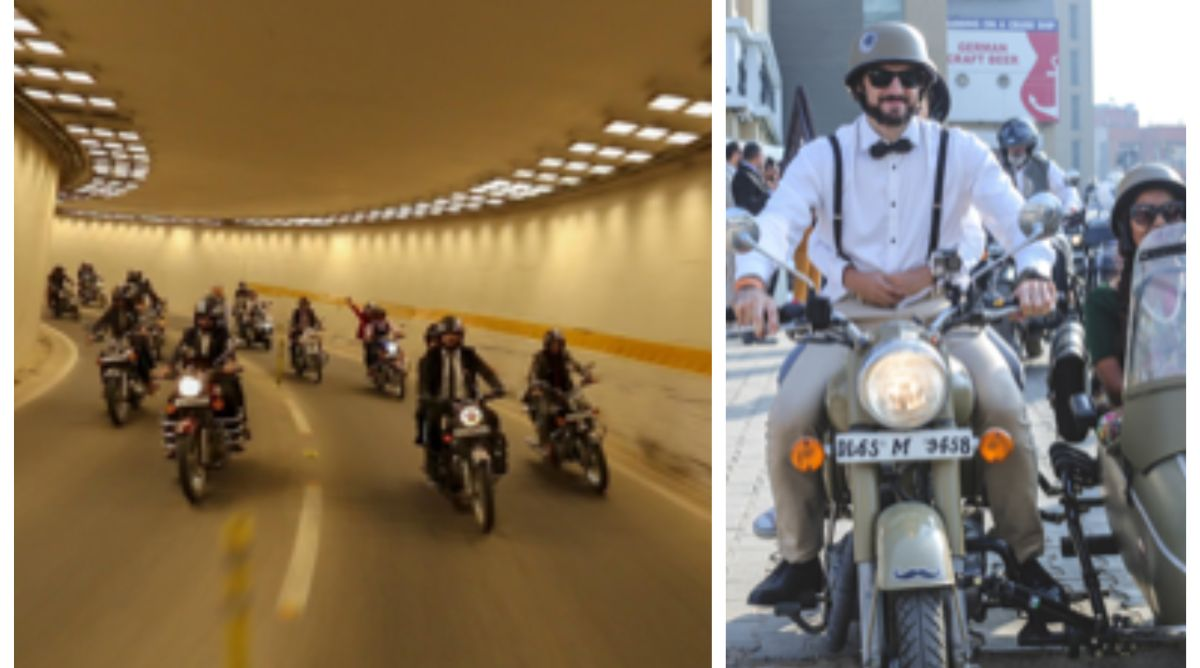 The Distinguished Gentleman's Ride: World's largest motorcycle charity event