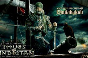 Amitabh Bachchan's Thugs of Hindostan look revealed