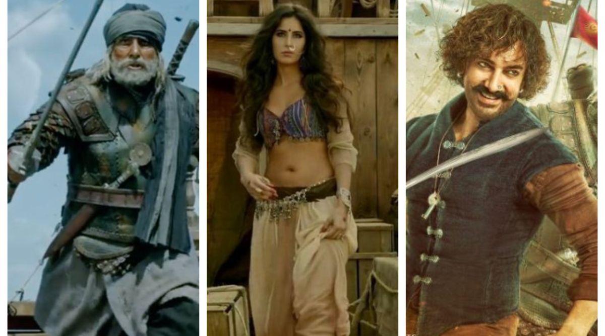 Thugs of Hindostan leaked online: Amitabh Bachchan-Aamir Khan fans demand action