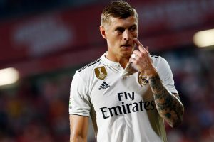 Toni Kroos' Twitter AMA: German talks all things VAR, Real Madrid and Maroon 5