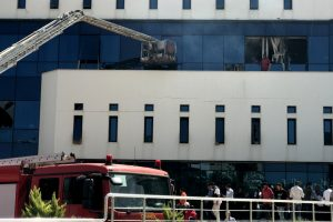 Gunmen attack Libyan oil corporation headquarters