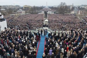 US government photographer admits to editing Donald Trump inauguration pictures